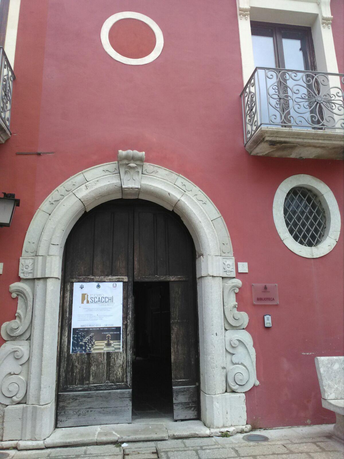 Nusco - Biblioteca comunale