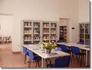 Biblioteca Villa Letizia